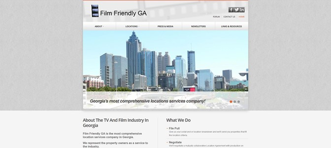 Film Friendly GA