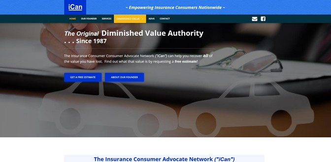 The Insurance Consumer Advocate Network (